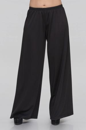 Брюки женские черного цвета|интернет-магазин vvlen.com