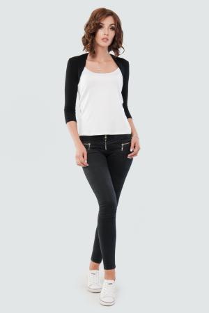 Болеро  черного цвета|интернет-магазин vvlen.com