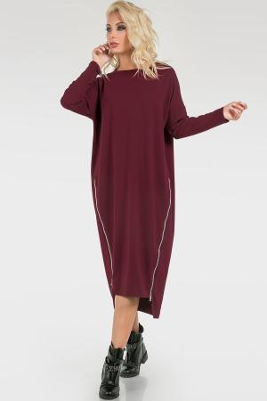 Стильное ассиметричное платье|интернет-магазин vvlen.com