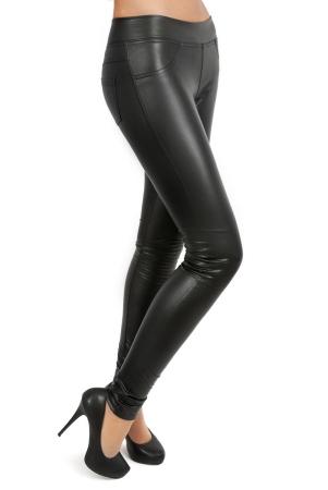 Женские лосины черного цвета|интернет-магазин vvlen.com