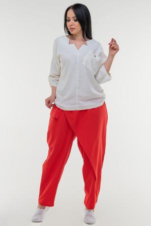 Брюки женские красного цвета|интернет-магазин vvlen.com