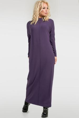 Строгое платье-макси|интернет-магазин vvlen.com