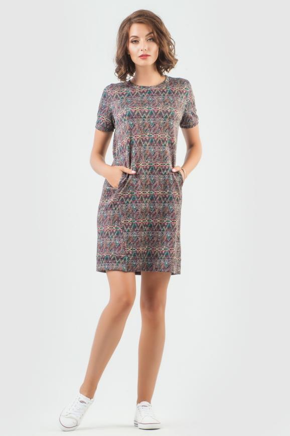Спортивное платье  темно-фиолетового цвета|интернет-магазин vvlen.com