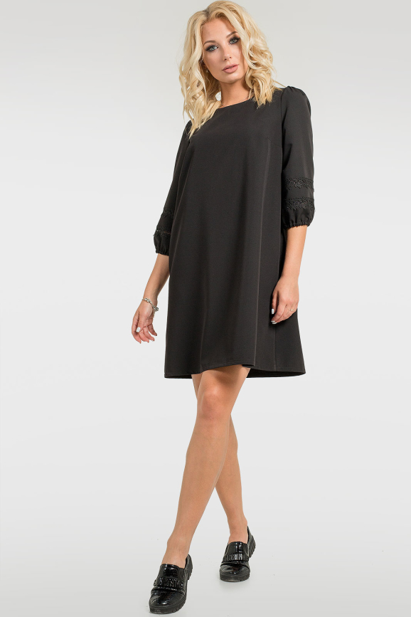 Модное свободное платье|интернет-магазин vvlen.com