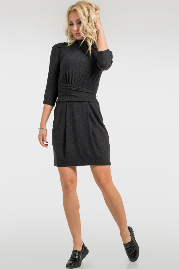Модное деловое платье|интернет-магазин vvlen.com