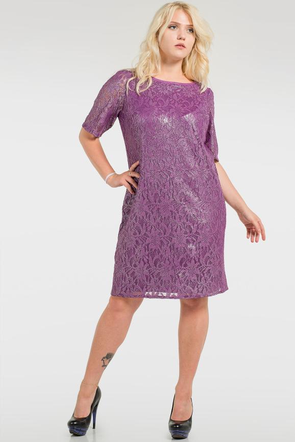 Изящное кружевное платье интернет-магазин vvlen.com