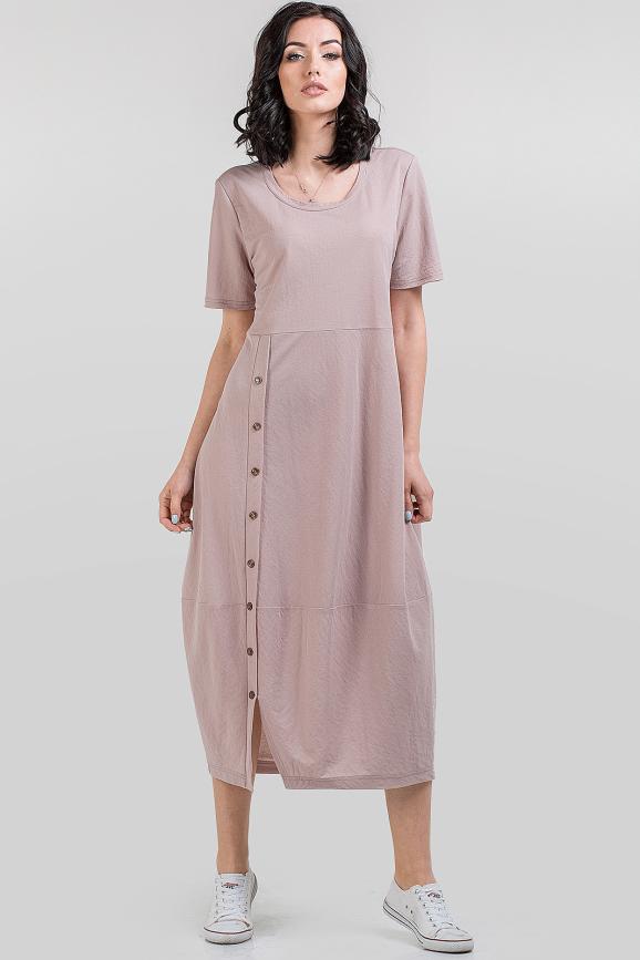 Летнее платье  мешок пудры цвета|интернет-магазин vvlen.com
