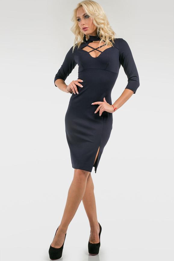 Соблазнительное платье футляр|интернет-магазин vvlen.com
