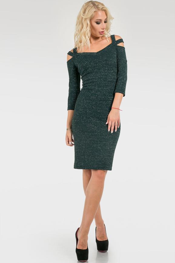 Потрясающее  платье на бретелях|интернет-магазин vvlen.com