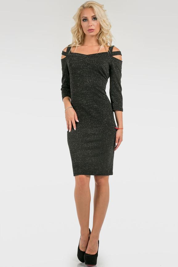 Роскошное облегающее платье|интернет-магазин vvlen.com