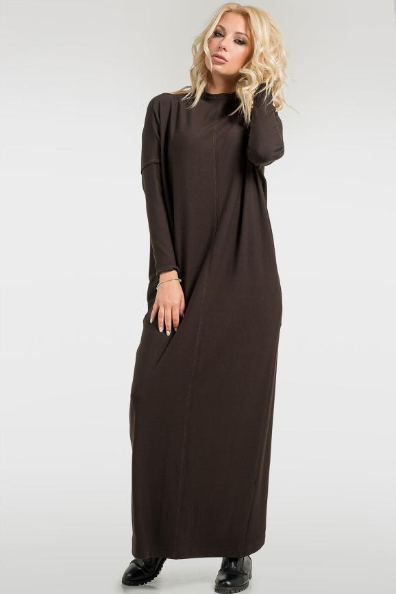 Стильное платье оверсайз|интернет-магазин vvlen.com