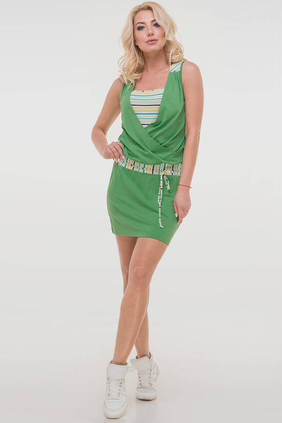 Летнее платье футляр лайма цвета|интернет-магазин vvlen.com