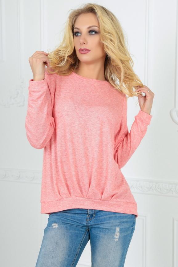 Свитшот розового цвета 2499.92|интернет-магазин vvlen.com