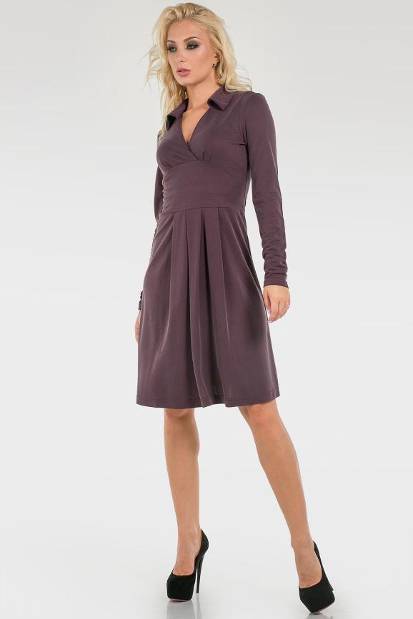 Элегантное расклешенное платье|интернет-магазин vvlen.com