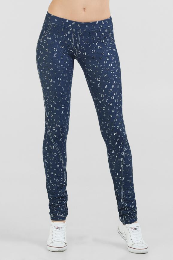 Женские лосины джинса цвета|интернет-магазин vvlen.com