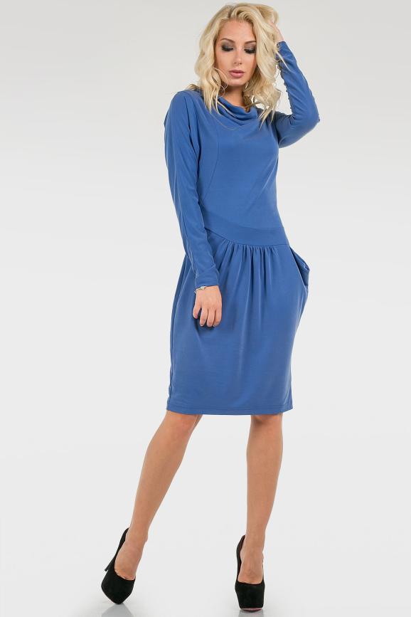 Оригинальное ассиметричное платье|интернет-магазин vvlen.com