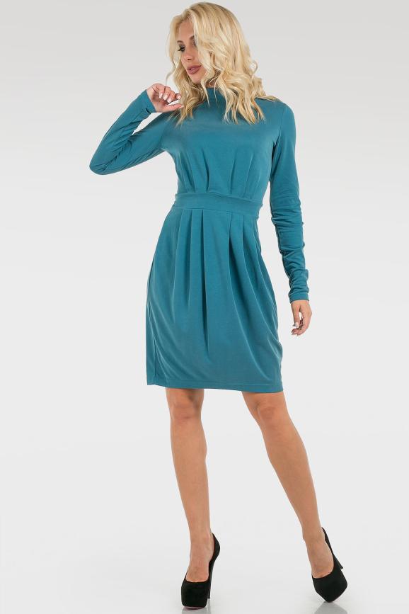 Платье с длинным рукавом|интернет-магазин vvlen.com