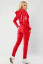 Домашний костюм красного цвета 055 No3|интернет-магазин vvlen.com