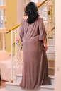 Платье оверсайз капучино цвета No7|интернет-магазин vvlen.com