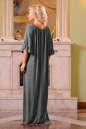 Платье оверсайз серого цвета No3|интернет-магазин vvlen.com