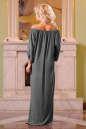 Платье оверсайз серого цвета No4|интернет-магазин vvlen.com