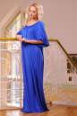 Платье оверсайз электрика цвета 2423.86|интернет-магазин vvlen.com