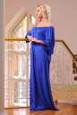 Платье оверсайз электрика цвета No2|интернет-магазин vvlen.com