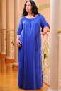 Платье оверсайз электрика цвета No4|интернет-магазин vvlen.com