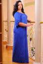 Платье оверсайз электрика цвета No5|интернет-магазин vvlen.com