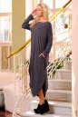 Платье оверсайз капучино цвета No1|интернет-магазин vvlen.com