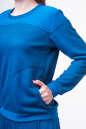 Спортивный костюм синего цвета 2378.87 No3 интернет-магазин vvlen.com