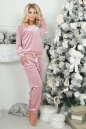 Домашний костюм розового цвета 2474.26|интернет-магазин vvlen.com