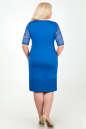 Платье футляр электрика цвета  No3|интернет-магазин vvlen.com