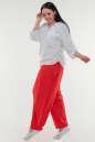 Брюки женские красного цвета it 604 No1|интернет-магазин vvlen.com