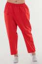 Брюки женские красного цвета it 604 No3|интернет-магазин vvlen.com