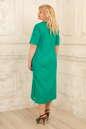 Летнее платье балахон бирюзового цвета No3|интернет-магазин vvlen.com