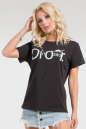 Летняя футболка с надписью|интернет-магазин vvlen.com