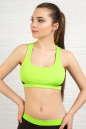 Топ для фитнеса зеленого цвета 2318.67|интернет-магазин vvlen.com