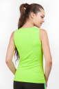 Майка для фитнеса зеленого цвета 2360.67 No2|интернет-магазин vvlen.com