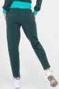 Спортивные брюки зеленого цвета 154 No2|интернет-магазин vvlen.com