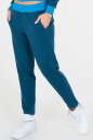 Спортивные штаны синего цвета 154 No1|интернет-магазин vvlen.com