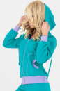 Спортивная кофта мятного цвета 158 No1|интернет-магазин vvlen.com