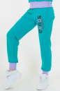 Спортивные брюки мятного цвета No1|интернет-магазин vvlen.com