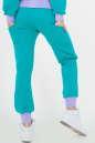 Спортивные брюки мятного цвета No2|интернет-магазин vvlen.com