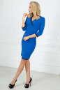 Повседневное платье футляр электрика цвета No2|интернет-магазин vvlen.com