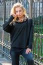 Худи оверсайз черного цвета   No0|интернет-магазин vvlen.com