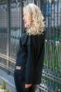 Худи оверсайз черного цвета   No2|интернет-магазин vvlen.com