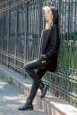 Худи оверсайз черного цвета   No1|интернет-магазин vvlen.com