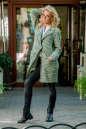 Кардиган модный зеленого цвета No2|интернет-магазин vvlen.com