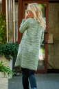 Кардиган модный зеленого цвета No3|интернет-магазин vvlen.com